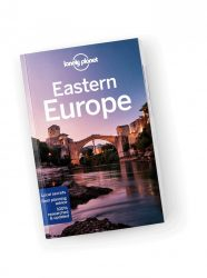 Eastern Europe travel guide - Kelet-Európa Lonely Planet útikönyv