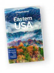 Eastern USA travel guide - Kelet-USA Lonely Planet útikönyv