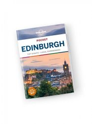 Edinburgh Pocket Guide - Lonely Planet útikönyv
