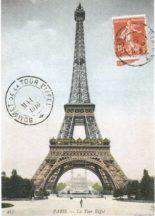 Eiffel torony poszter 50*70 cm - papír