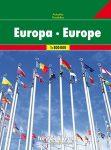 Európa autós atlasz 1:700 000 - 2019