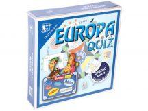 Európa Quiz - kérdezz-felelek! - társasjáték