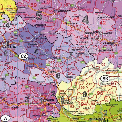 magyarország körzetszámok térkép szállítmányozás, speditőr, körzetszám, logisztika   A Lurdy Ház  magyarország körzetszámok térkép
