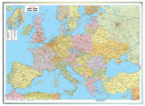 európa térkép online Európa országai falitérkép 171*122 cm   A Lurdy Ház Térképbolt,Tel  európa térkép online