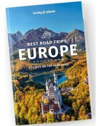 Európa útikönyv 2017  - Best of Europe travel guide - Lonely Planet