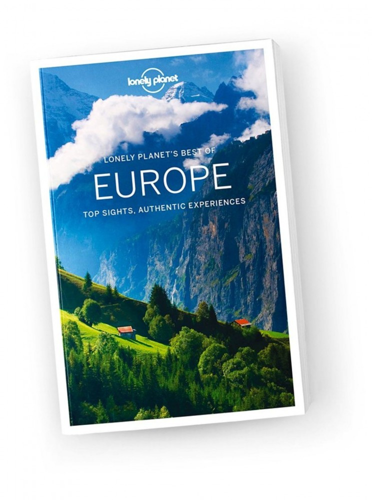 lonely planet europe travel guide pdf