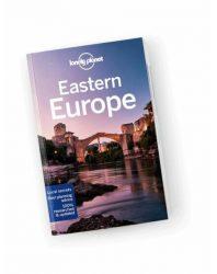 Europe travel guide - Kelet-Európa Lonely Planet útikönyv