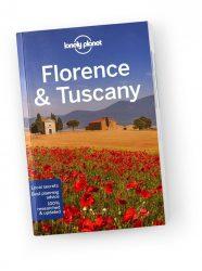 Florence & Tuscany travel guide - Firenze és Toszkána Lonely Planet útikönyv