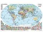 A Föld domborzata + Föld országai FIXI-tanulói munkalap