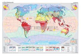 A Föld éghajlata-DUO-160*120 cm-laminált,faléces