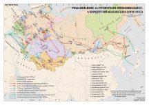 Forradalom Oroszországban. Győztesek és vesztesek.,  160*120 cm - laminált, faléces
