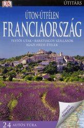 Franciaország - Útitárs -Úton-útfélen- útikönyv