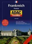 Franciaország atlasz