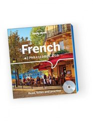 French Phrasebook & Audio CD - Lonely Planet