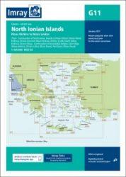 G11 North Ionian Islands hajózási kiadvány