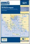 G21 Northwest Aegean Sea hajózási kiadvány