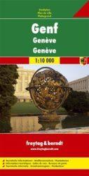 Genf térkép