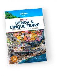 Pocket Guide Genoa & Cinque Terre - Lonely Planet útikönyv