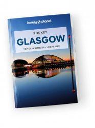 Pocket Guide Glasgow Lonely Planet útikönyv