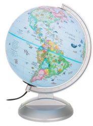 Földgömb - Gyerek - Globe4Kids, 25 cm átmérőjű