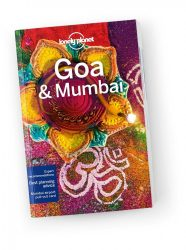 Goa & Mumbai travel guide - Lonely Planet útikönyv