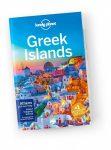Greek Islands travel guide - Görög szigetek Lonely Planet útikönyv