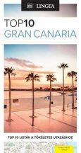 Gran Canaria - LINGEA TOP10 útikönyv