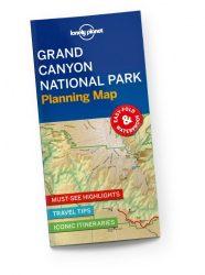 Grand Canyon National Park Planning Map Lonely Planet térkép