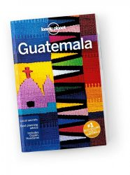 Guatemala travel guide - Lonely Planet útikönyv