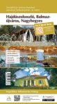 Hajdúszoboszló-Balmazújváros-Nagyhegyes - hajtogatott várostérkép