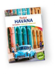 Havanna útikönyv 2017 Havanna Pocket - Lonely Planet