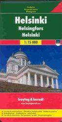 Helsinki -  várostérkép