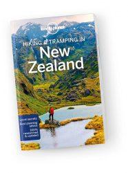 Hiking & Tramping in New Zealand Lonely Planet - Új Zéland túrakönyv