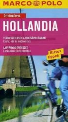 Hollandia - Marco Polo útikönyv