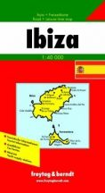 Ibiza térkép