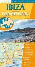 Ibiza - hajtogatott autótérkép - 2007