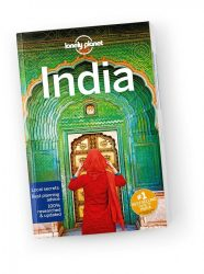 India travel guide - Lonely Planet útikönyv