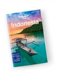 Indonesia travel guide - Indonézia Lonely Planet útikönyv
