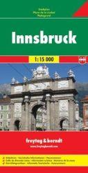 Innsbruck várostérkép