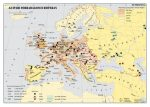 Az ipari forradalom Európában,  160*120 cm - laminált, faléces
