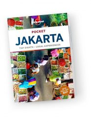 Pocket Guide Jakarta - Lonely Planet útikönyv