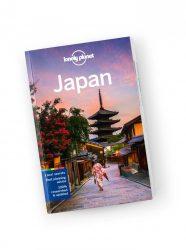 Japan travel guide - Lonely Planet útikönyv