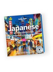 Japanese Phrasebook & Audio CD - Lonely Planet