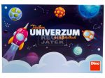 Játékos univerzum - társasjáték