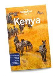 Kenya útikönyv 2016 - travel guide - Lonely Planet