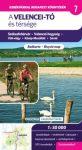 Kerékpáros - Velencei-tó és térsége kerékpáros és turistatérkép