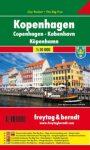 Koppenhága City Pocket - város térkép