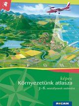 Képes környezetünk atlasza 3-6. - MS-4103V