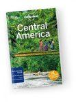 Central America travel guide - Közép-Amerika Lonely Planet útikönyv