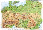 Közép-Európa gazdasága, 160*120 cm, laminált, faléces